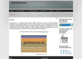 Georesource.at thumbnail