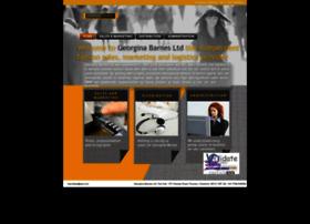 Georginabarnes.co.uk thumbnail