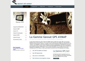 Geosat-gps.fr thumbnail