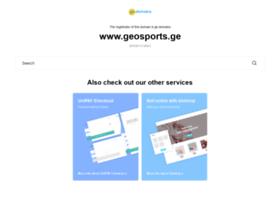 Geosports.ge thumbnail