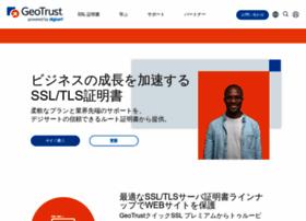 Geotrust.co.jp thumbnail