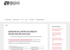 Geradorcartaocredito.club thumbnail