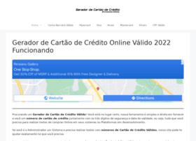 Geradordecartaodecredito.info thumbnail