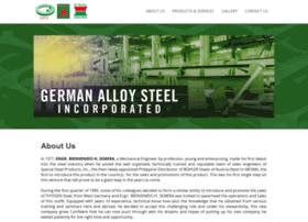 Germanalloysteel.com thumbnail