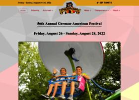Germanamericanfestival.net thumbnail