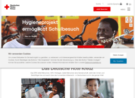 Germanredcross.de thumbnail