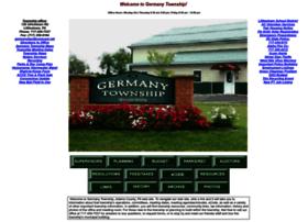 Germanytownship.org thumbnail