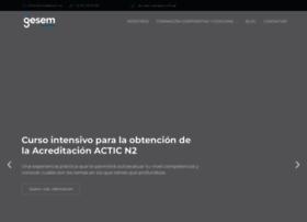 Gesem.cat thumbnail