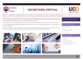 Gestion.uco.es thumbnail