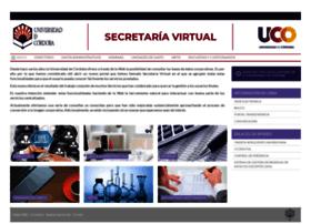 Gestion.uco.es thumbnail