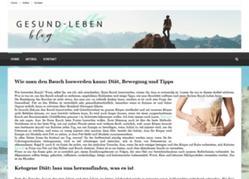 Gesund-lebenblog.de thumbnail
