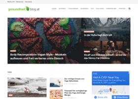 Gesundheit-blog.at thumbnail