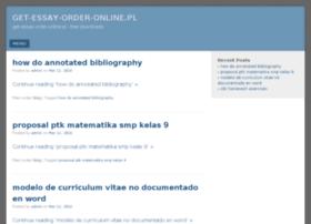 Get-essay-order-online.pl thumbnail