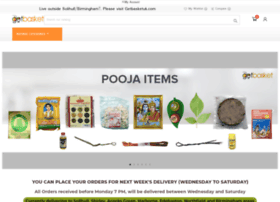 Getbasket.co.uk thumbnail
