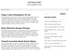 Getbola.net thumbnail