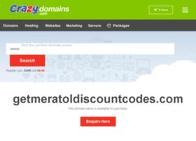 Getmeratoldiscountcodes.com thumbnail