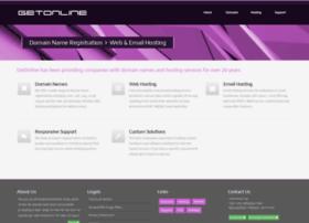 Getonline.net thumbnail