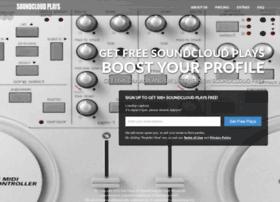 getplaysonsoundcloud com at WI  Get Plays on SoundCloud - Get Free