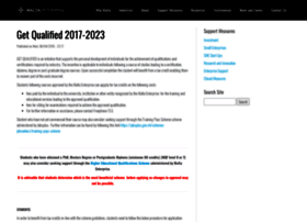 Getqualified.gov.mt thumbnail
