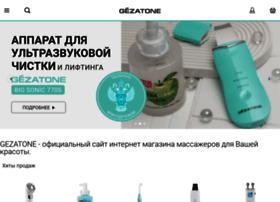 Gezatone.ru thumbnail