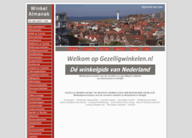 Gezelligwinkelen.nl thumbnail