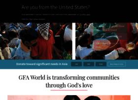Gfauk.org thumbnail