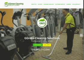 Ggreencleaningsolutions.com thumbnail
