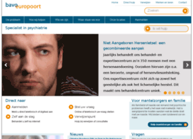 Ggzgroepeuropoort.nl thumbnail