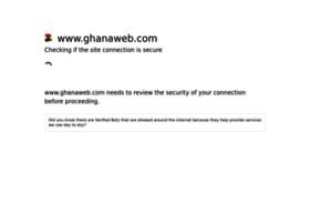 Ghanahomepage.com thumbnail
