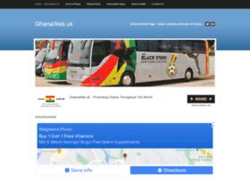 Ghanaweb.uk thumbnail
