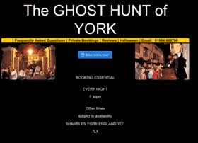 Ghosthunt.co.uk thumbnail