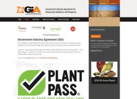 Gia.org.nz thumbnail