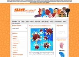Giantmicrobes.pl thumbnail