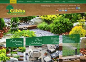 Gibbslandscaping.net thumbnail