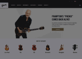 Gibsonguitar.es thumbnail