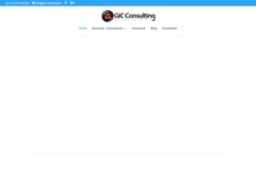 Gicconsulting.net thumbnail