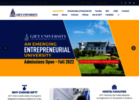 Gift.edu.pk thumbnail