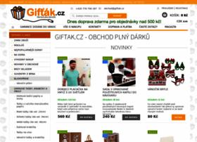Giftak.cz thumbnail