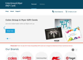 Giftcards.com.au thumbnail