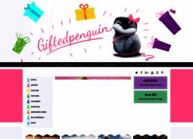 Giftedpenguin.co.uk thumbnail