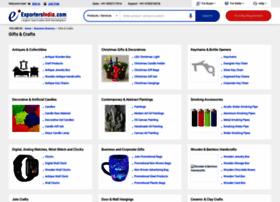Gifts-crafts.exportersindia.com thumbnail