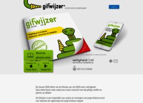 gifwijzer.nl at WI. De Gifwijzer® - Eerste hulp bij