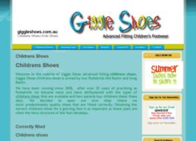 Giggleshoes.com.au thumbnail