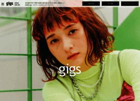 Gigs.co.jp thumbnail