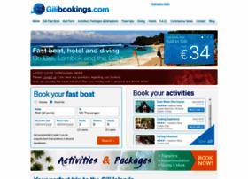 Gilibookings.com thumbnail