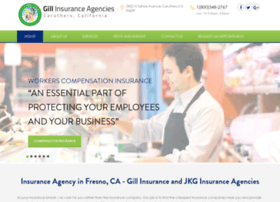 Gill-insurance.net thumbnail