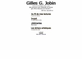 Gilles-jobin.org thumbnail