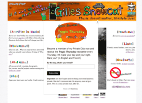 Gilles-snowcat.com thumbnail