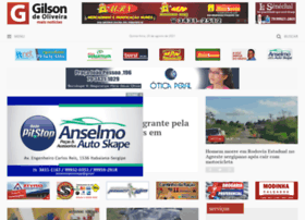 Gilsondeoliveira.com.br thumbnail