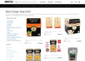 Gingerteas.biz thumbnail